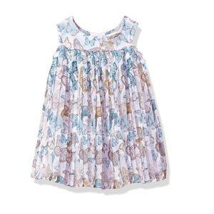 Butterfly Baby Girl Dress